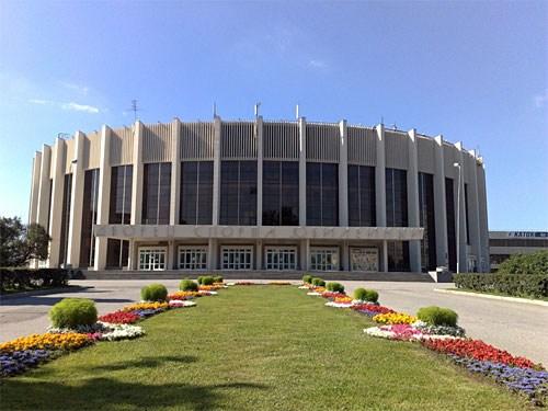 Спортивный комплекс Юбилейный